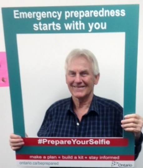 Peter Spuzak - Photo Prepare Your Self
